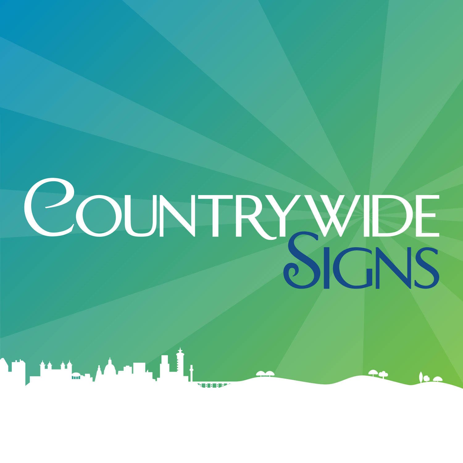 Logo for Countrywide Signs