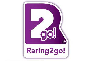 logo for Raring2go!