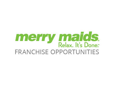 logo for Merry Maids