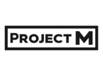 Logo for Project M Global