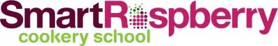 logo for Smart Raspberry Cookery School
