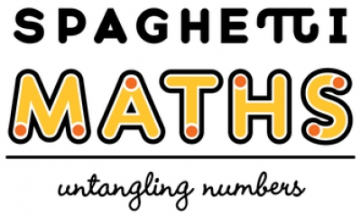logo for Spaghetti Maths