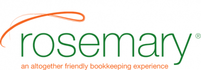 logo for Rosemary Bookkeeping Ltd