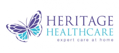 logo for Heritage Healthcare