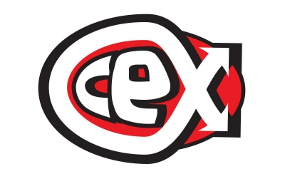 Logo for CeX
