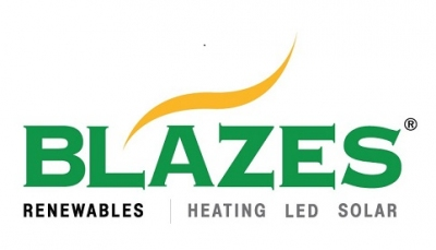 logo for Blazes Renewables Ltd