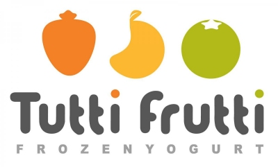 logo for Tutti Frutti Frozen Yogurt